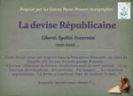 Les Devises Republicaines